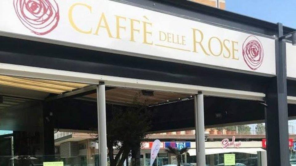 Caffè delle Rose. Foto facebook