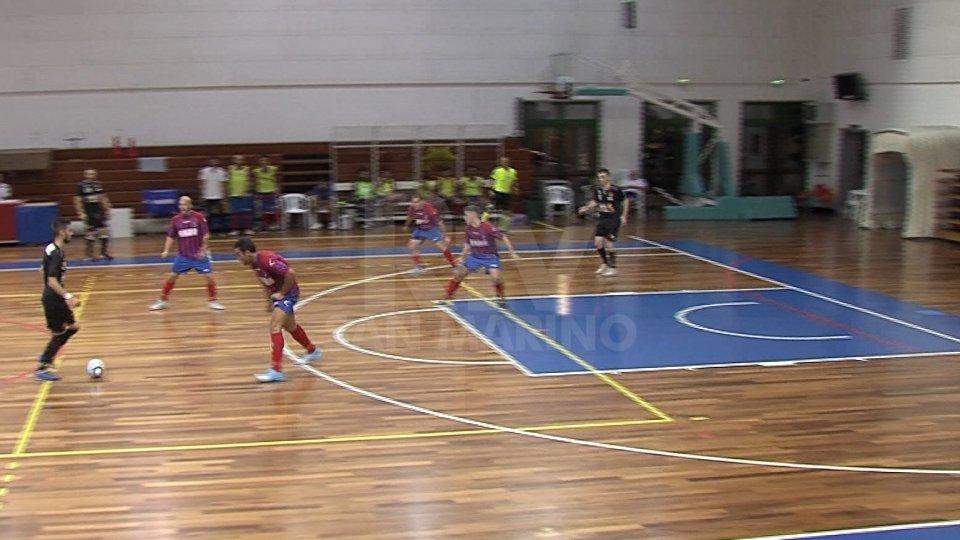 Futsal: Fiorentino-Jesi 4-0