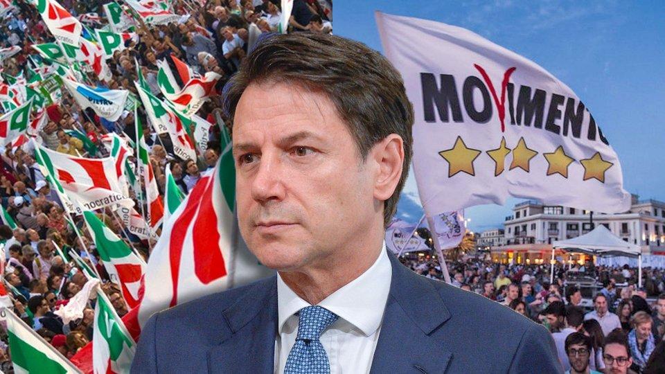 Crisi di Governo in Italia: Pd e M5S divisi su Conte premier