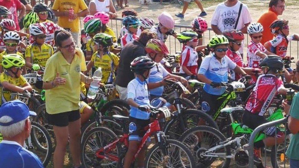 Jucenes Ciclismo: giovanissimi a Gambettola