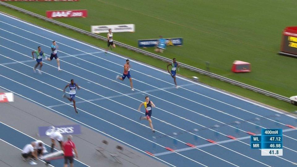 Lyles cancella Bolt nei 200