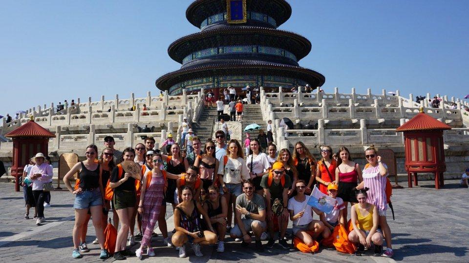 Un campus estivo in Cina per gli studenti dell'Università di  San Marino grazie all'Istituto Confucio