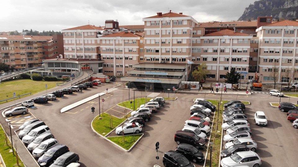 Legionella all'Ospedale di Stato: analisi positive nella rete idrica dell'acqua calda