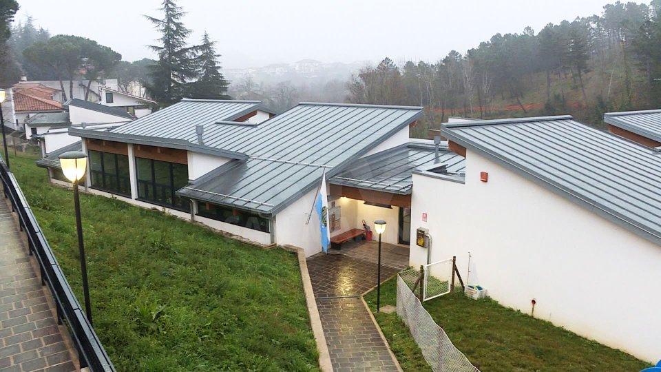 Scuola Elementare di Serravalle