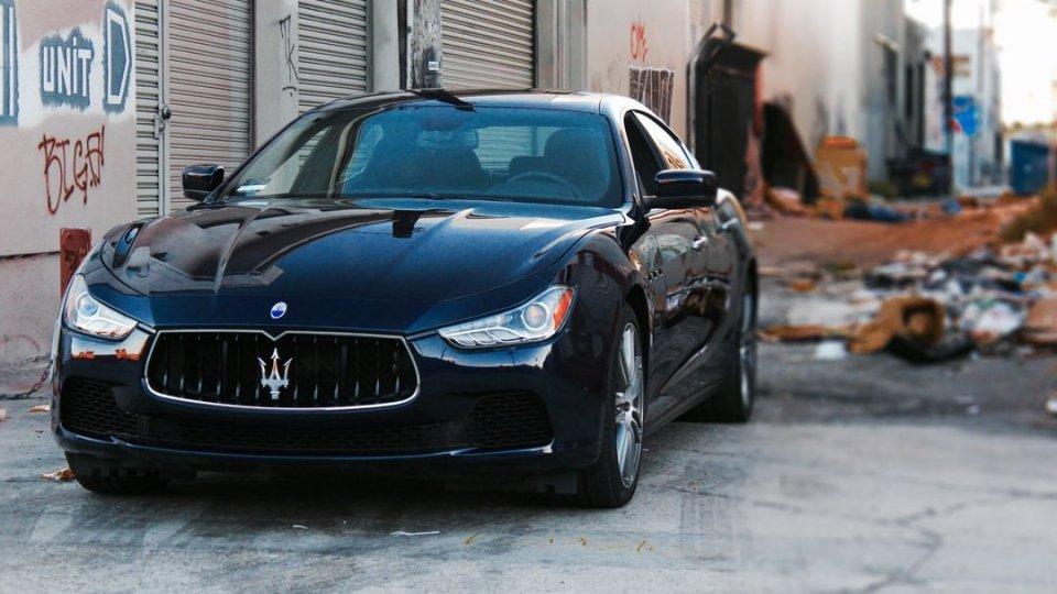 Maserati GhibliMaserati Ghibli