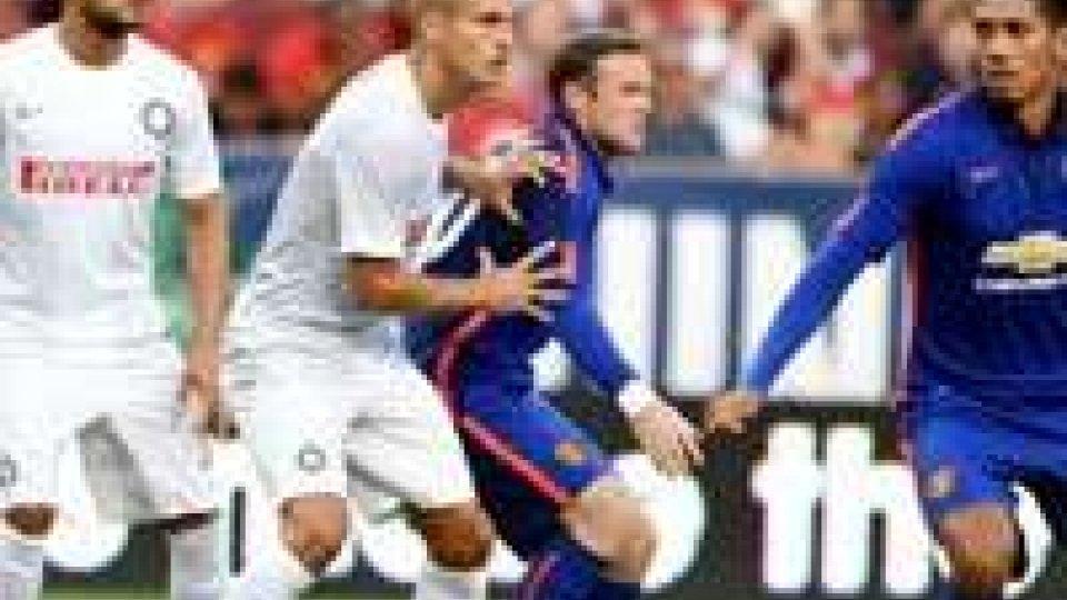 Guinness Cup, Inter sconfitta ai rigori dallo United