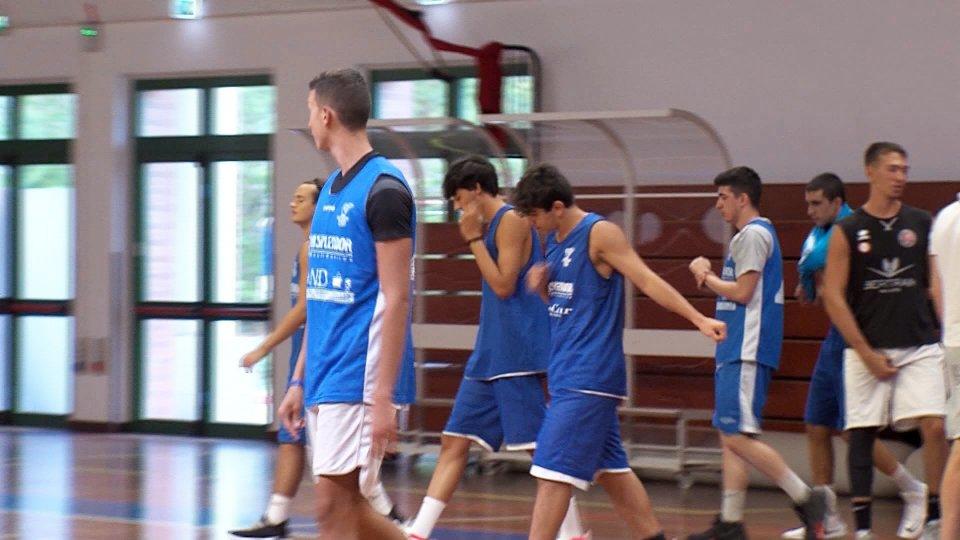 Allenamenti Tiss'You Care San Marino Basket