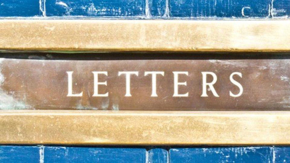 Lettera al Direttore - 12/05/2015