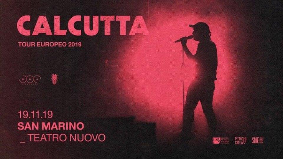 Parte da San Marino il tour europeo di Calcutta