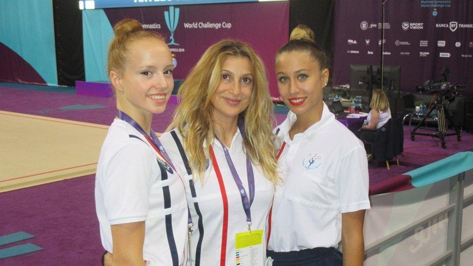 Esperienza positiva per Castiglioni e Garbarino alla World Challenger Cup in Romania