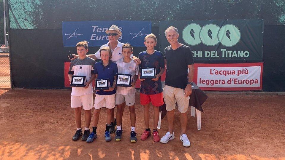 finalisti under 12