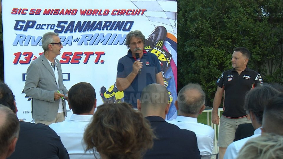Presentato il GP di San Marino e della Riviera di RImini