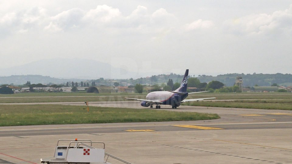 """Rimini """"Top destination"""" per la compagnia Pobeda, nuovi voli dalla Russia"""