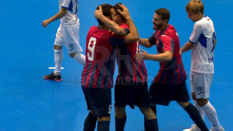 Il Fiorentino si consola con i gol di Belloni e Righi