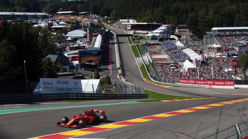 F1, in Belgio pole di Leclerc davanti a Vettel