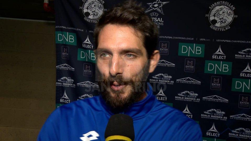 Roberto Chiaruzzi (allenatore Fiorentino Futsal)Roberto Chiaruzzi (allenatore Fiorentino Futsal)