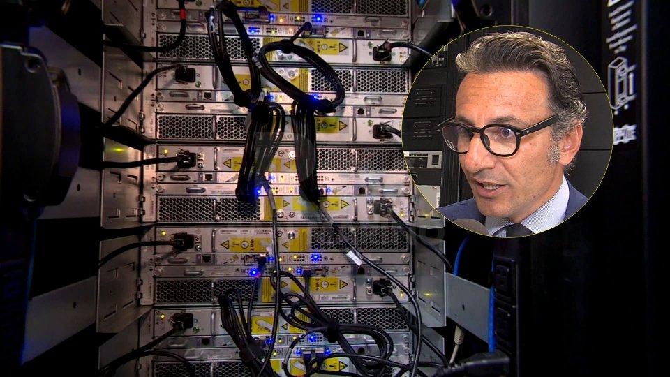 Nel video l'intervista a Sergio Mottola, Presidente di San Marino Innovation