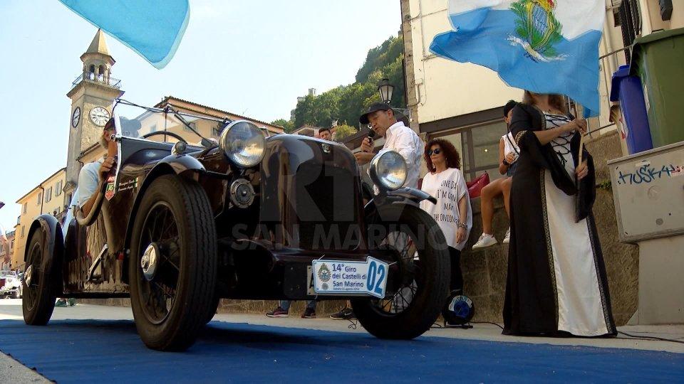 14°  Edizione del Giro dei Castelli di San Marino