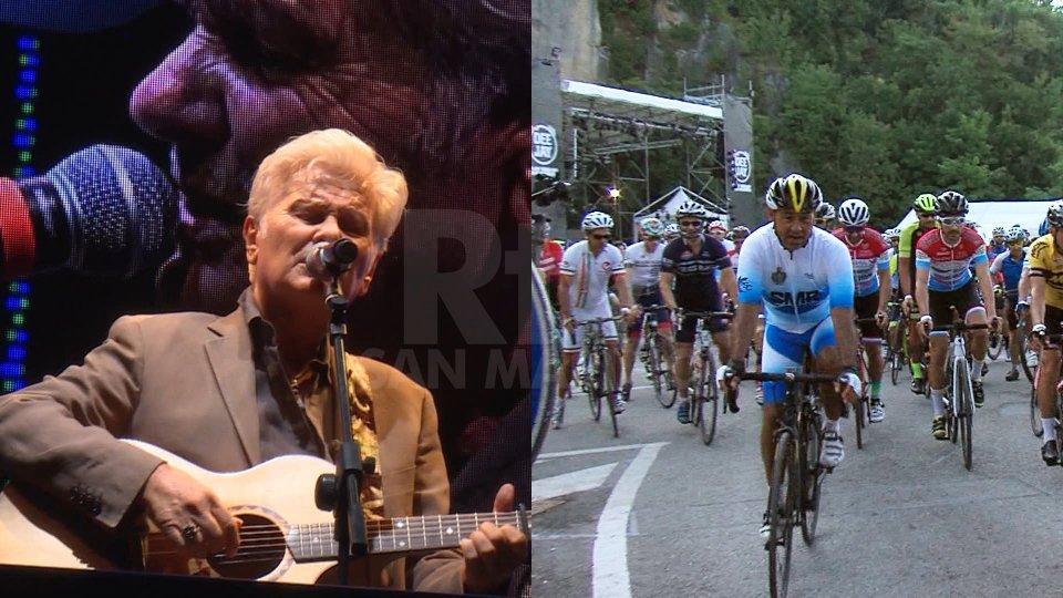Lo spettacolo di Ron e il Play Bike Event