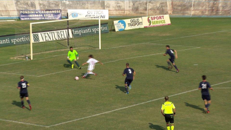 Forlì – Franciacorta 2-2Forlì – Franciacorta 2-2