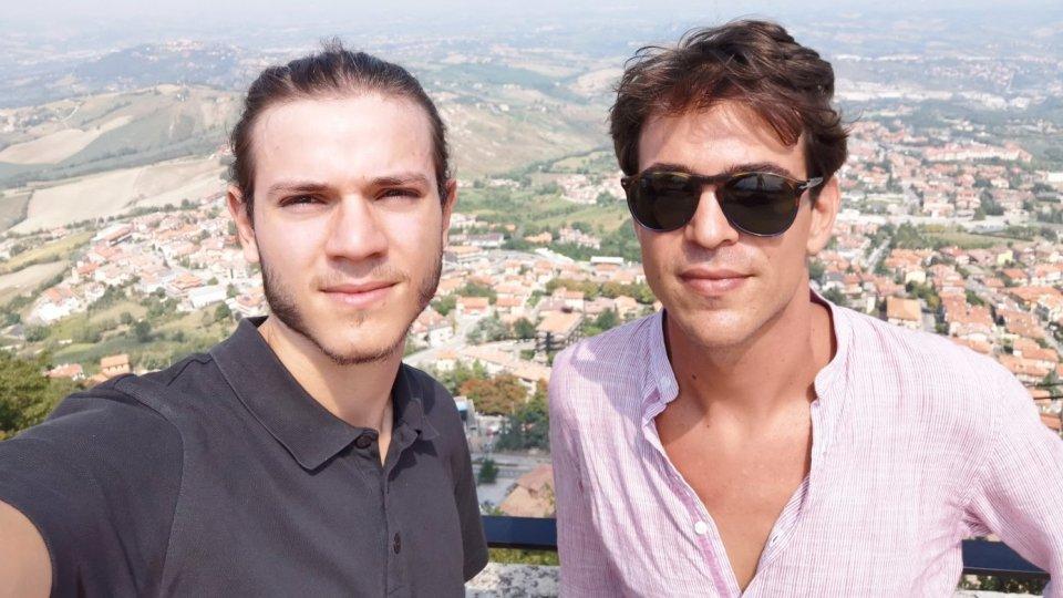 Alessandro Riccardi e Roberto Giacomini