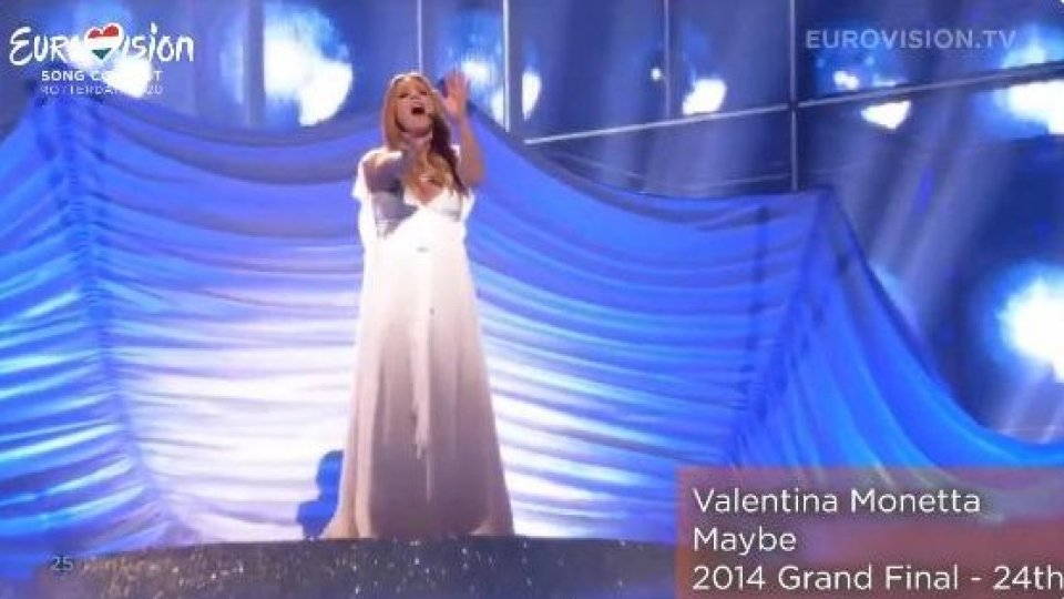 L'Eurovision rende omaggio alla Repubblica