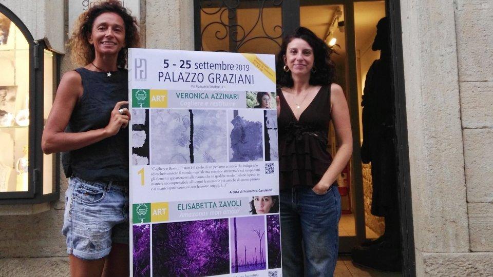 Il San Marino Green Festival dà il via alle prime mostre del suo ricco cartellone
