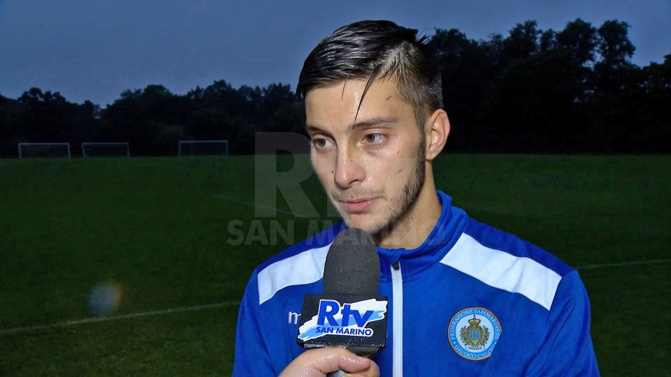 L'intervista di Riccardo Marchetti al giovane biancazzurro