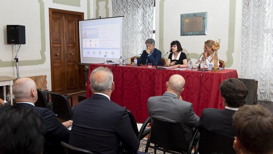 Agenzia per lo Sviluppo Economico: incontro con il Corpo Diplomatico e Consolare sammarinese