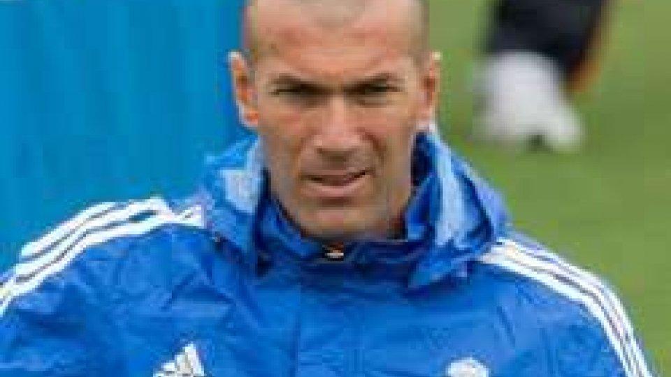 """Zidane: """"Sarà un Real offensivo, tutti i giocatori saranno importanti""""Zidane: """"Sarà un Real offensivo, tutti i giocatori saranno importanti"""""""