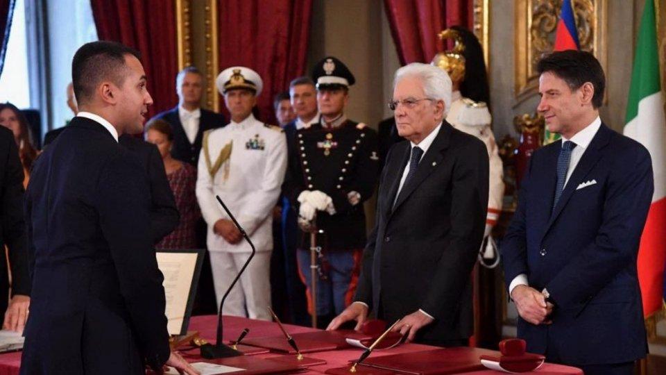 Il governo Conte-bis ha giurato davanti al Presidente Mattarella