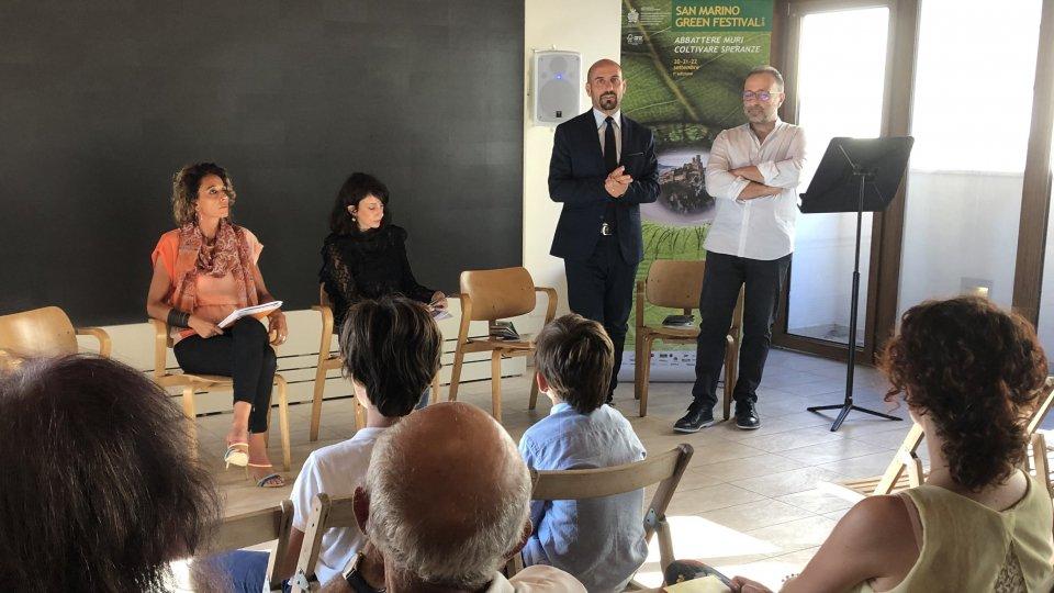 San Marino Green Festival: taglio del nastro per le prime mostre