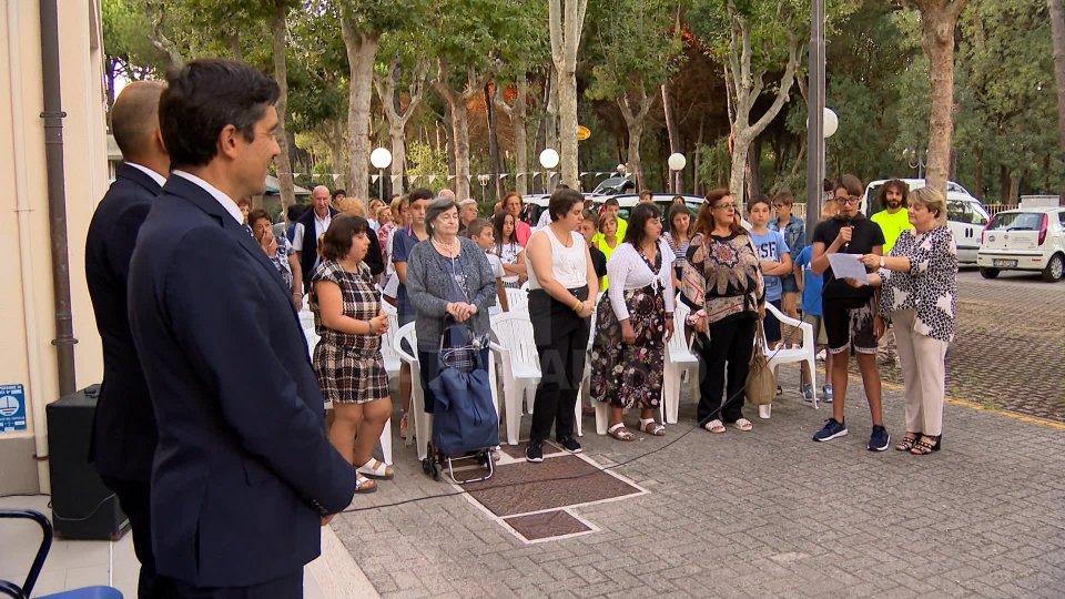 Colonia di Pinarella: i Capitani Reggenti incontrano gli ospiti dell'ultimo turno