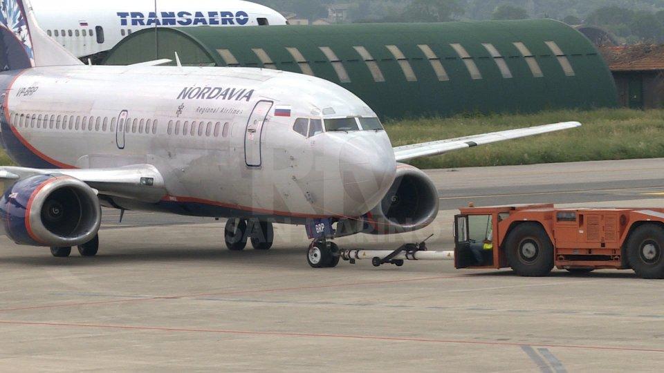 Aeroporto Fellini: ad agosto i passeggeri aumentano del 41,5%