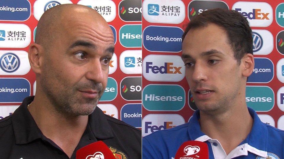 L'intervista a Roberto Martínez e Cristian Brolli