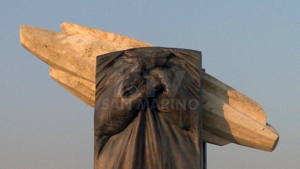 Il Monumento Gurkha a Monte Pulito