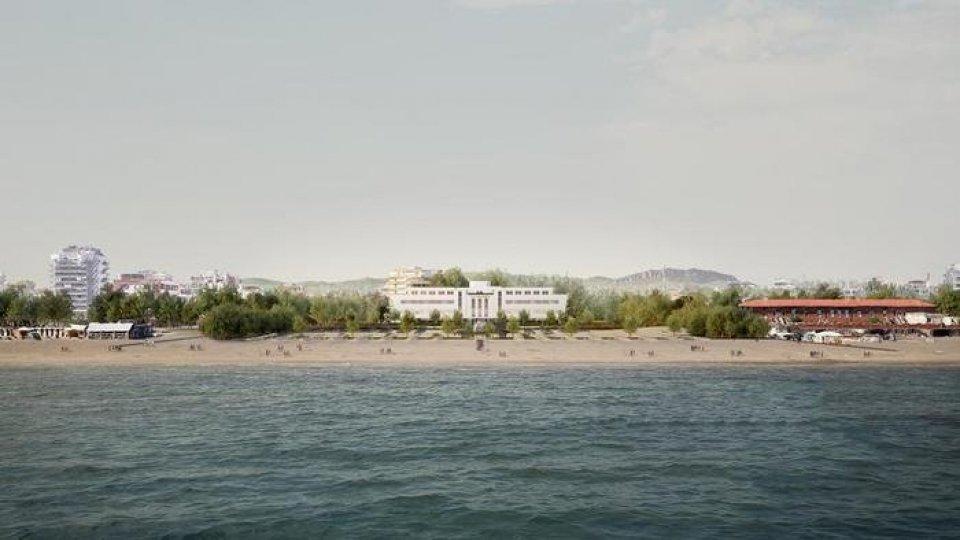 Hotel Le Conchiglie. Foto Ansa