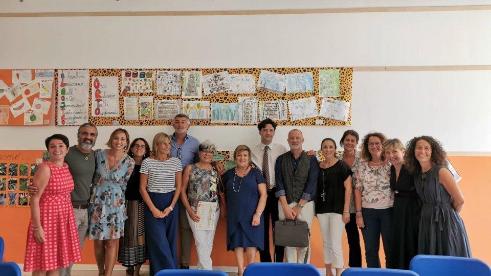 Oltre 100 insegnanti alla giornata di avvio dell'edizione 2019 di Rimini Scuola Sostenibile