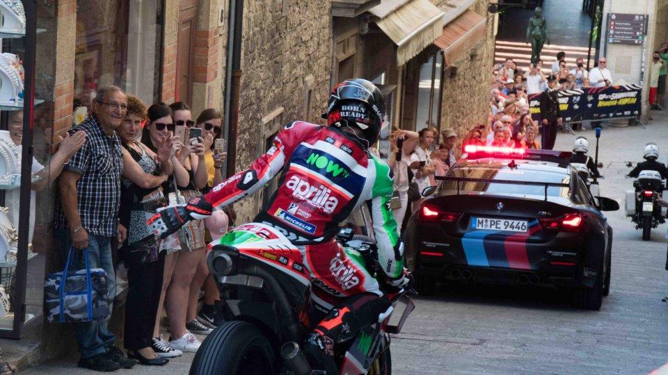 Gran Premio Octo San Marino e Riviera di Rimini: la Repubblica di San Marino è Riders' Friendly