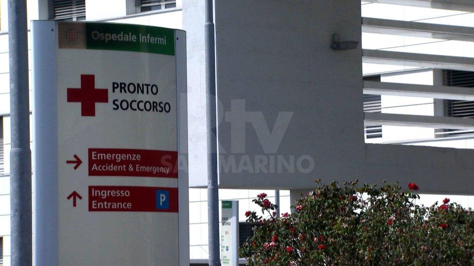 Rimini: cade dalla bici, 38enne grave agli Infermi, serie di incidenti lungo la statale