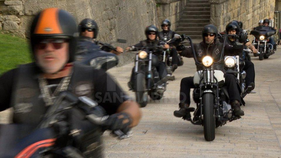 Seconda edizione per la Nine Castles Run, con le motociclette che hanno invaso la Repubblica di San Marino