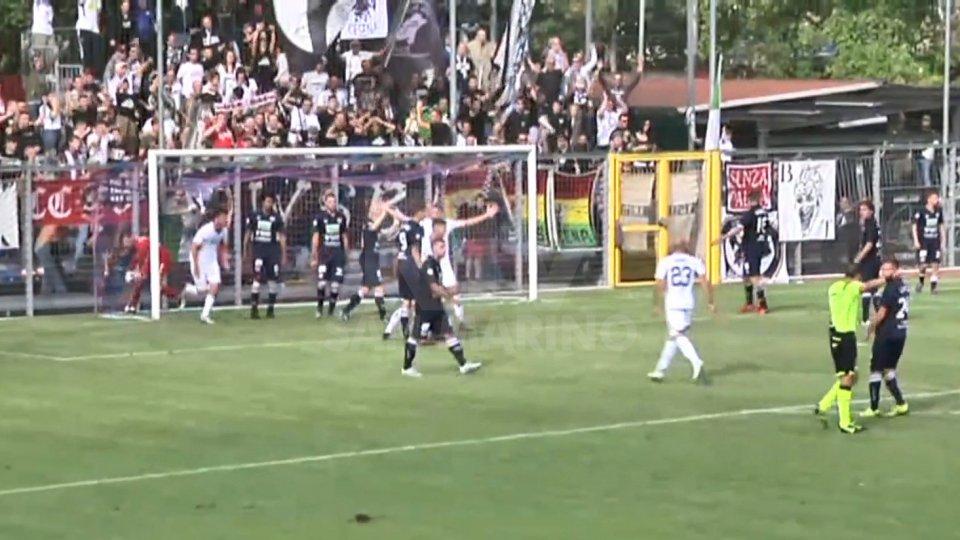 Virtus Verona-Cesena 0-2Virtus Verona-Cesena 0-2