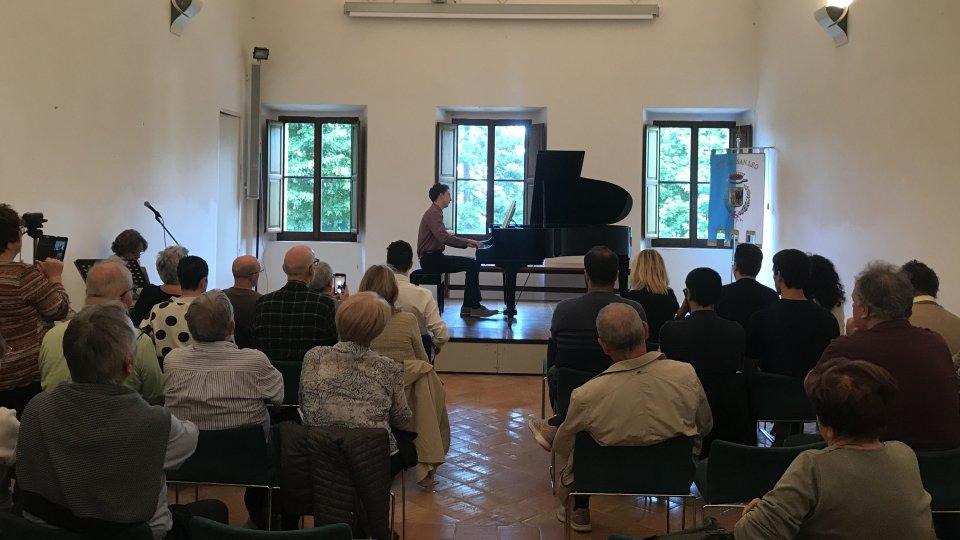 Dante in musica con la conversazione  tenuta da Marco Capicchioni e Nicola Giaquinto