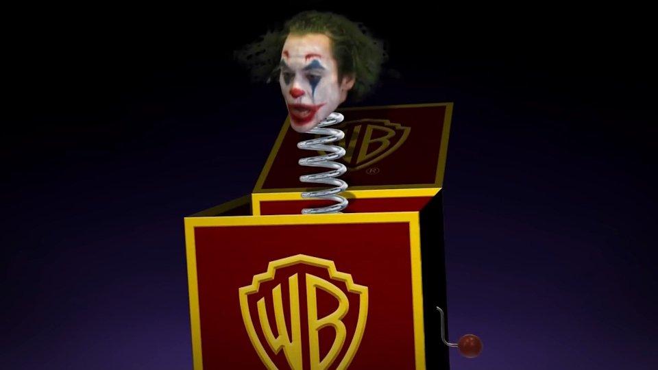 Joker in sala