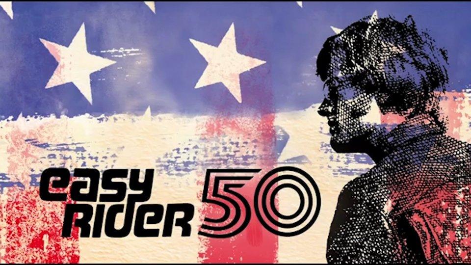 """50simo anniversario del film """"Easy Rider"""""""