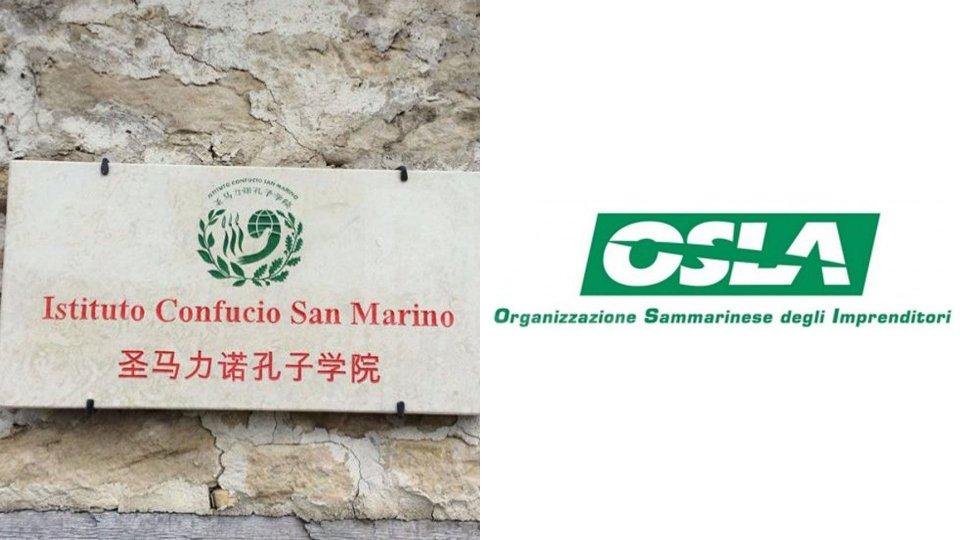 Istituto Confucio e OSLA insieme per la diffusione della lingua e della  cultura cinese alle PMI di San Marino