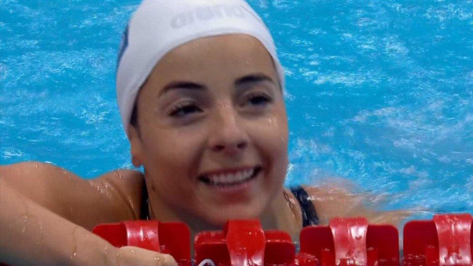 Nuoto paralimpico: ai campionati mondiali tre ori per gli italiani