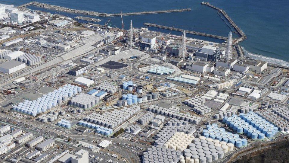 Giappone, Fukushima: per Ministro dell'Ambiente rilascio dell'acqua radioattiva nel Pacifico è unica opzione