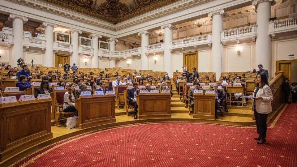 Il Segretario Michelotti a San Pietroburgo per la 23^ Assemblea Generale OMT