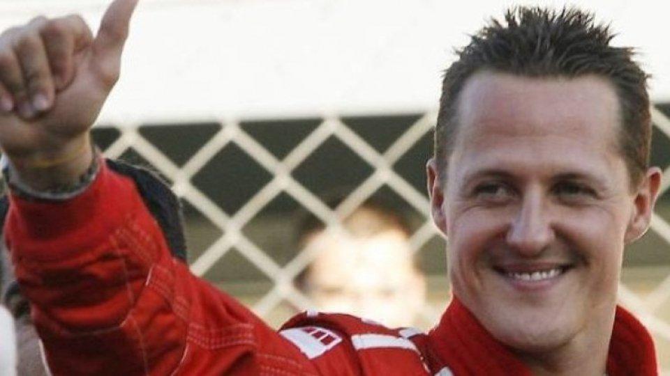 "Schumacher: secondo indiscrezioni ""è cosciente"""